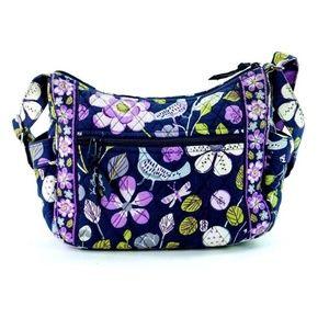 Vera Bradley Crossbody Bag Multicolor Floral